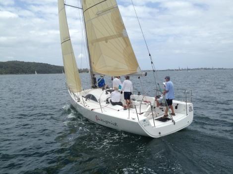 Menace Saturday Sailing 002