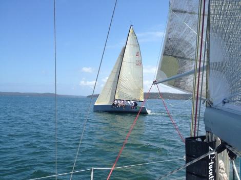 Menace Saturday Sailing 007