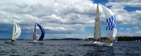 Last Summer sailing 1