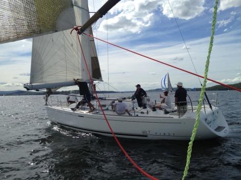 Last Summer sailing 3