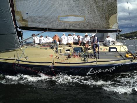 Last Summer sailing 5